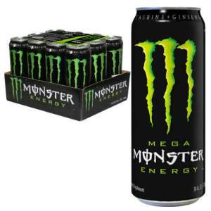 Lo Carb Monster Energy Drink Side Effects